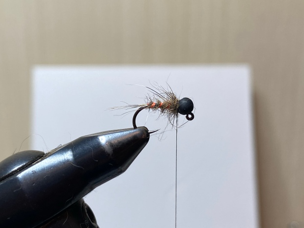 What's In My Fly Box week #7 – Hot Ribbed Hares Ear Jig!