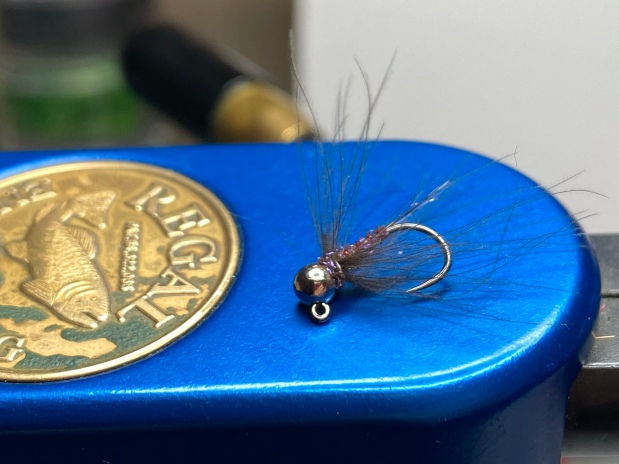 What's In My Fly Box? Week #10! Duracell jig!
